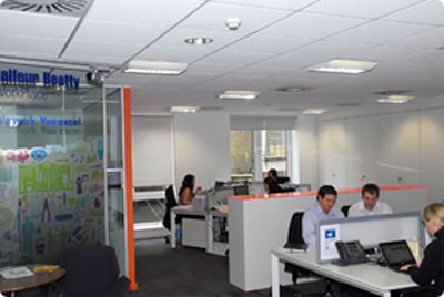 Balfour Beatty's Workplace Office