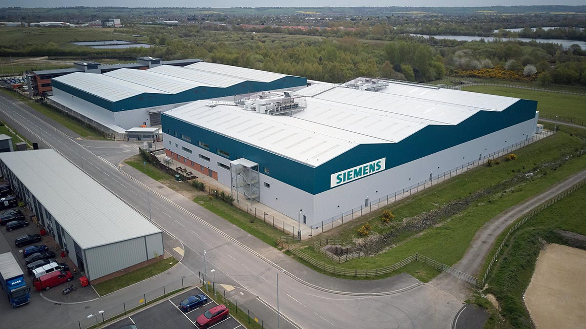 Siemens – Teal Park, Lincoln